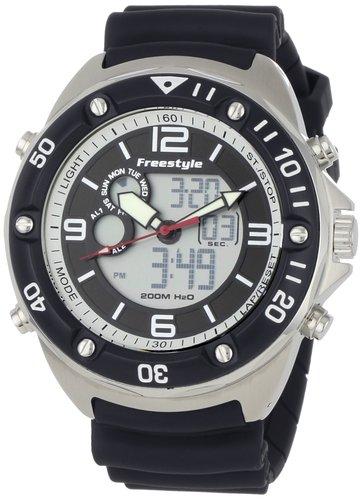 Freestyle Precision 2.0 Black Silver