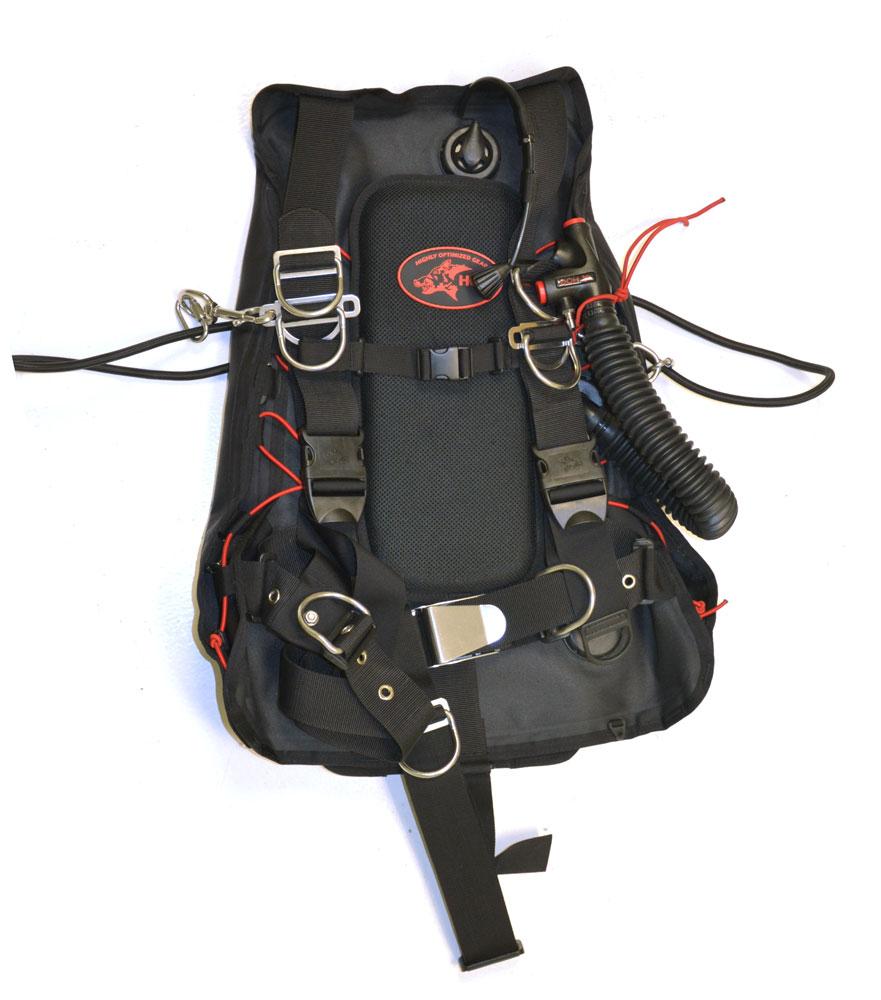 Hog Sidemount BCD Large