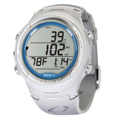 Oceanic Geo 2.0 Wrist watch White-White