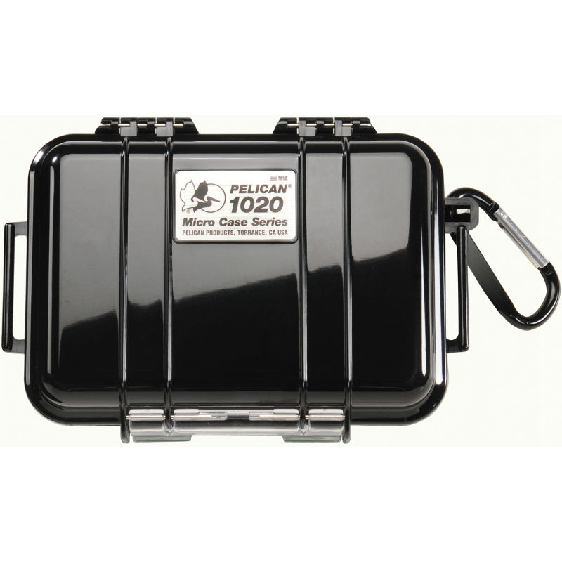 Pelican 1020 Micro Case Black