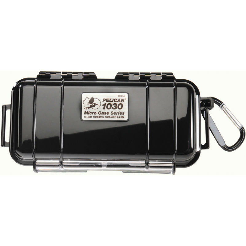 Pelican 1030 Micro Case Black