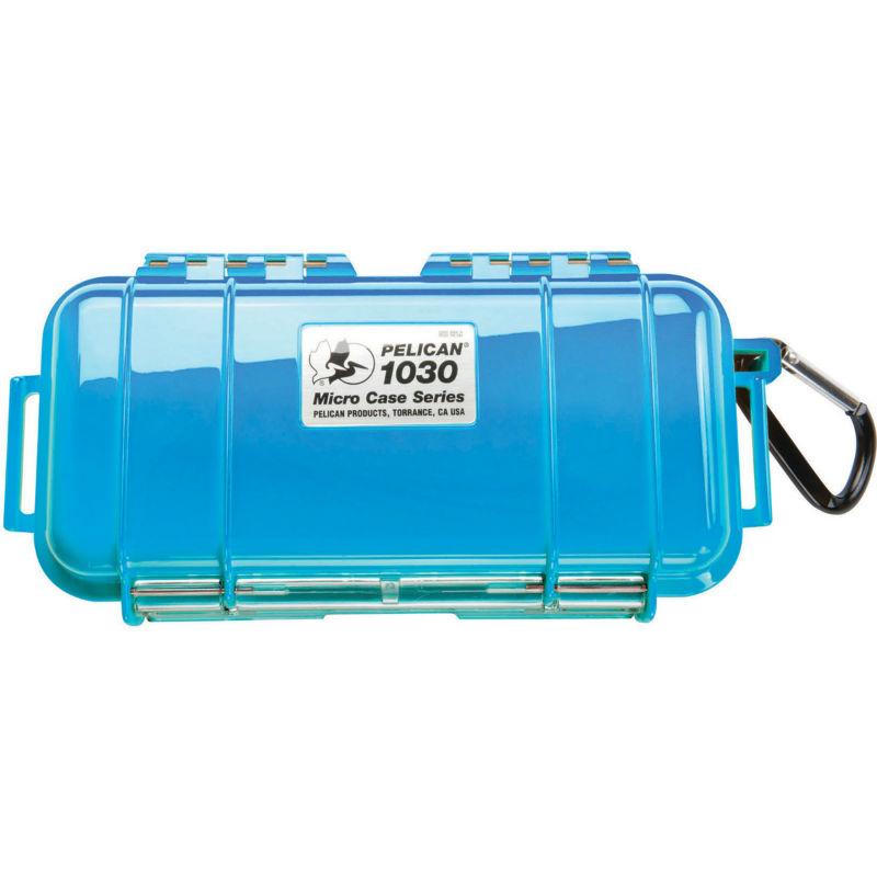 Pelican 1030 Micro Case Blue