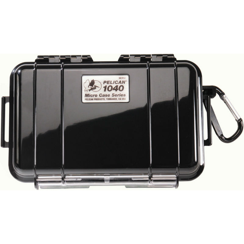 Pelican 1040 Micro Case Black