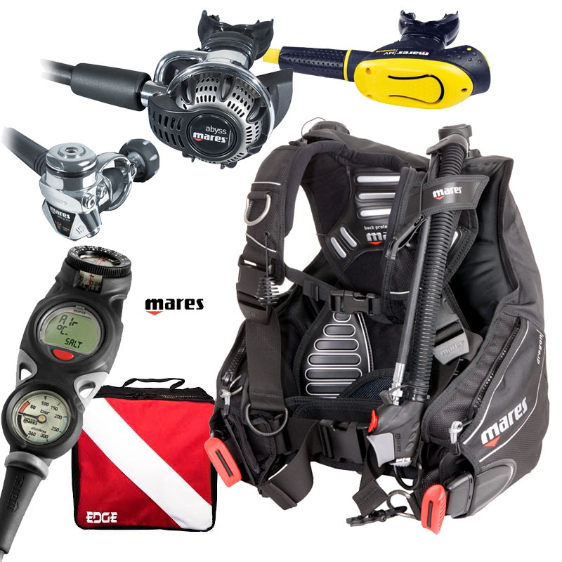 Mares Advance Open Water Package #3