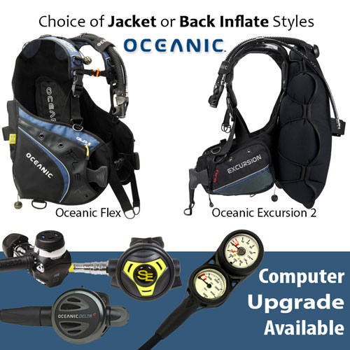 Oceanic Delta System Package