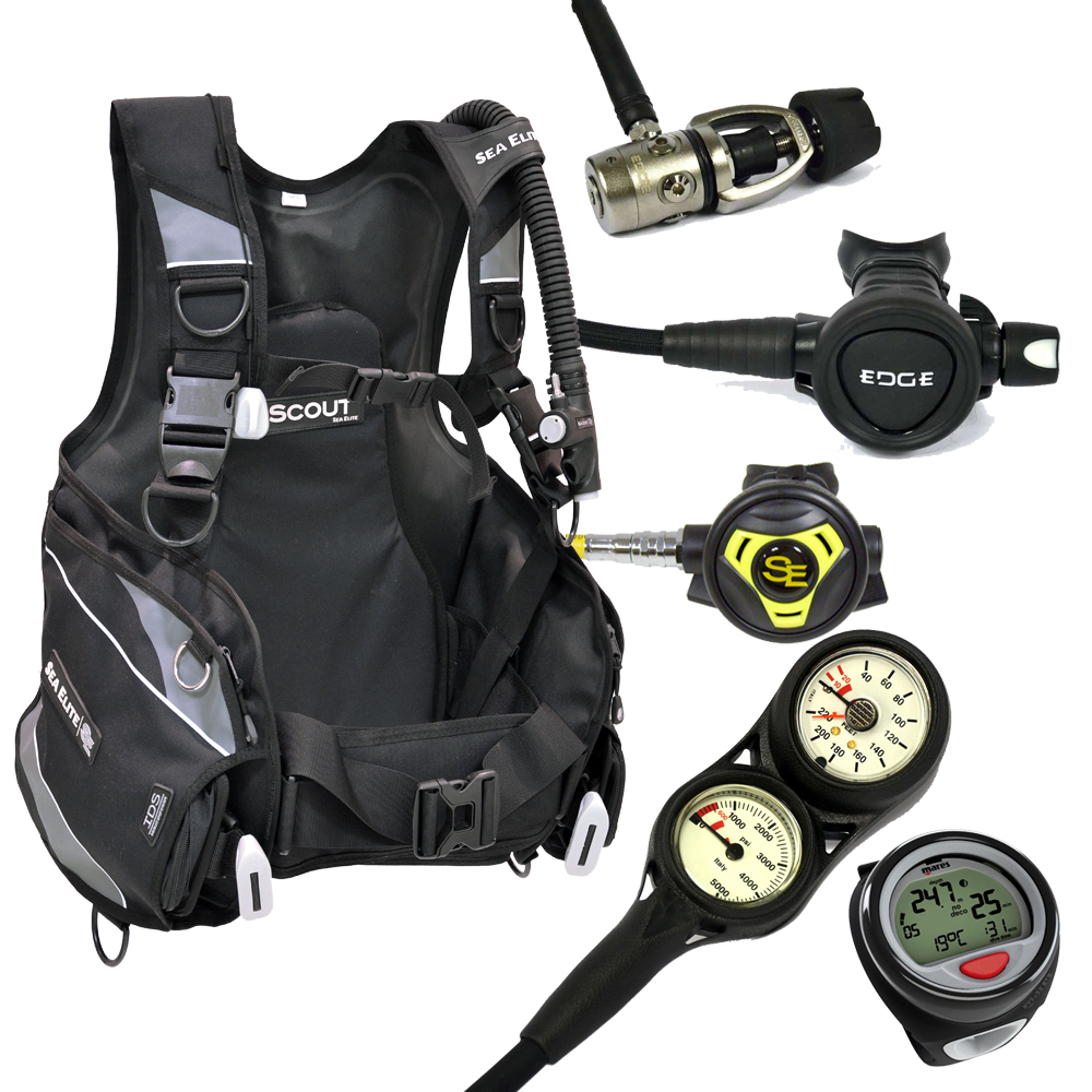 Scuba Package of the Month