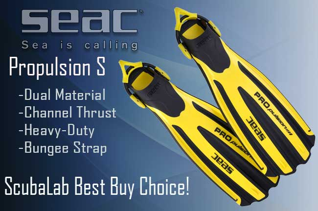 Meet The New Propulsion S Fins From Seac