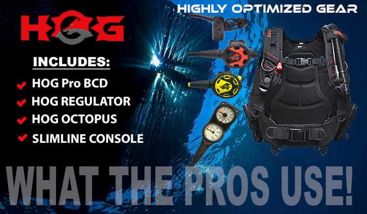 HOG Pro BCD Package
