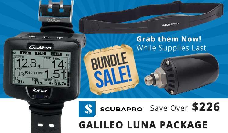 ScubaPro Galileo Luna Package