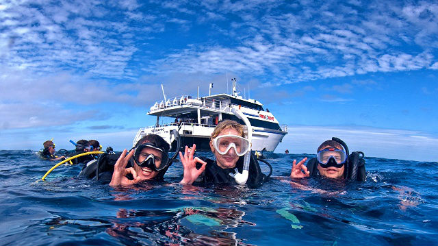 Advanced Divers