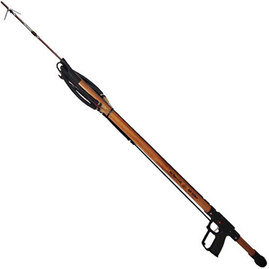A.B. Biller 54 Special Mahogany Speargun