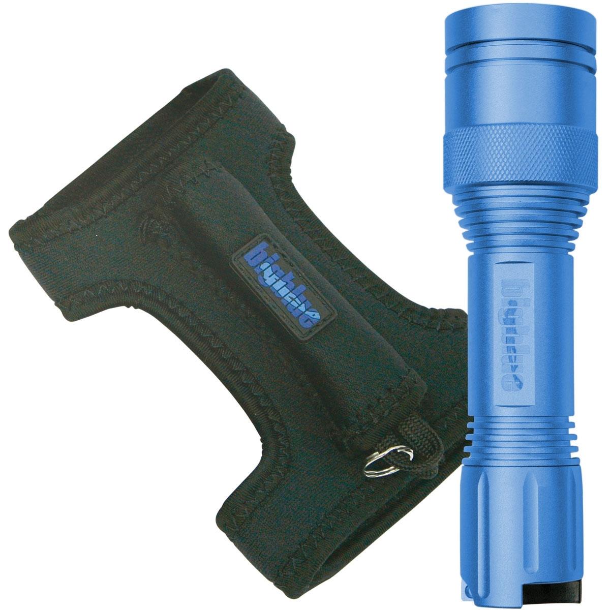 BigBlue CF250 Mini LED Blue w Glove
