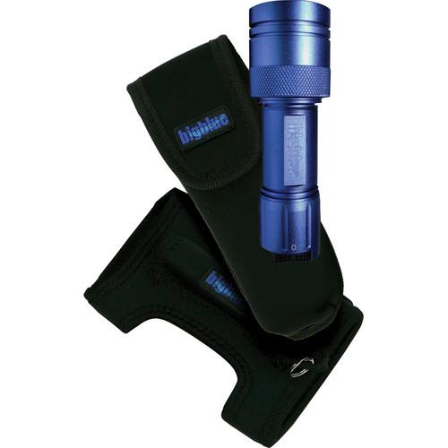 BigBlue CF250 Mini LED Blue w Glove and Pouch