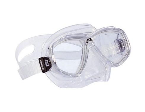 Cressi Perla Mask Clear Black