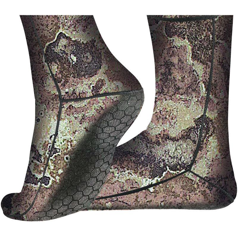 Cressi 2.5mm Anti-Slip Socks Camo L