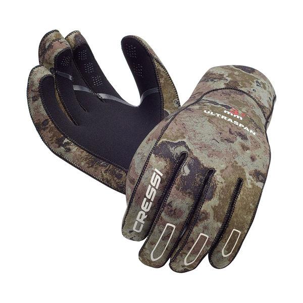 Cressi 2.5mm Camo Gloves L