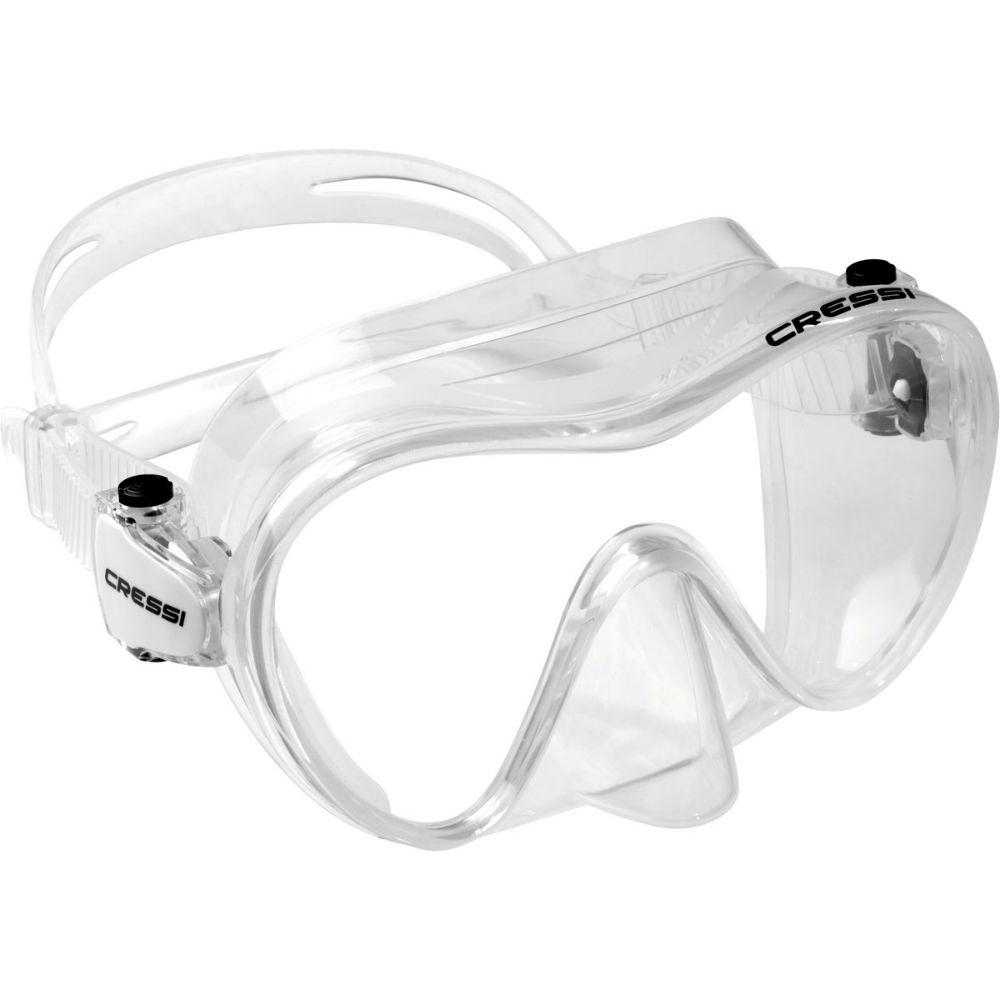 Cressi Frameless Mask Clear