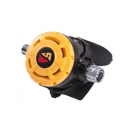 Dive Rite Xt2 Secondary W-Yellow Cover LP40
