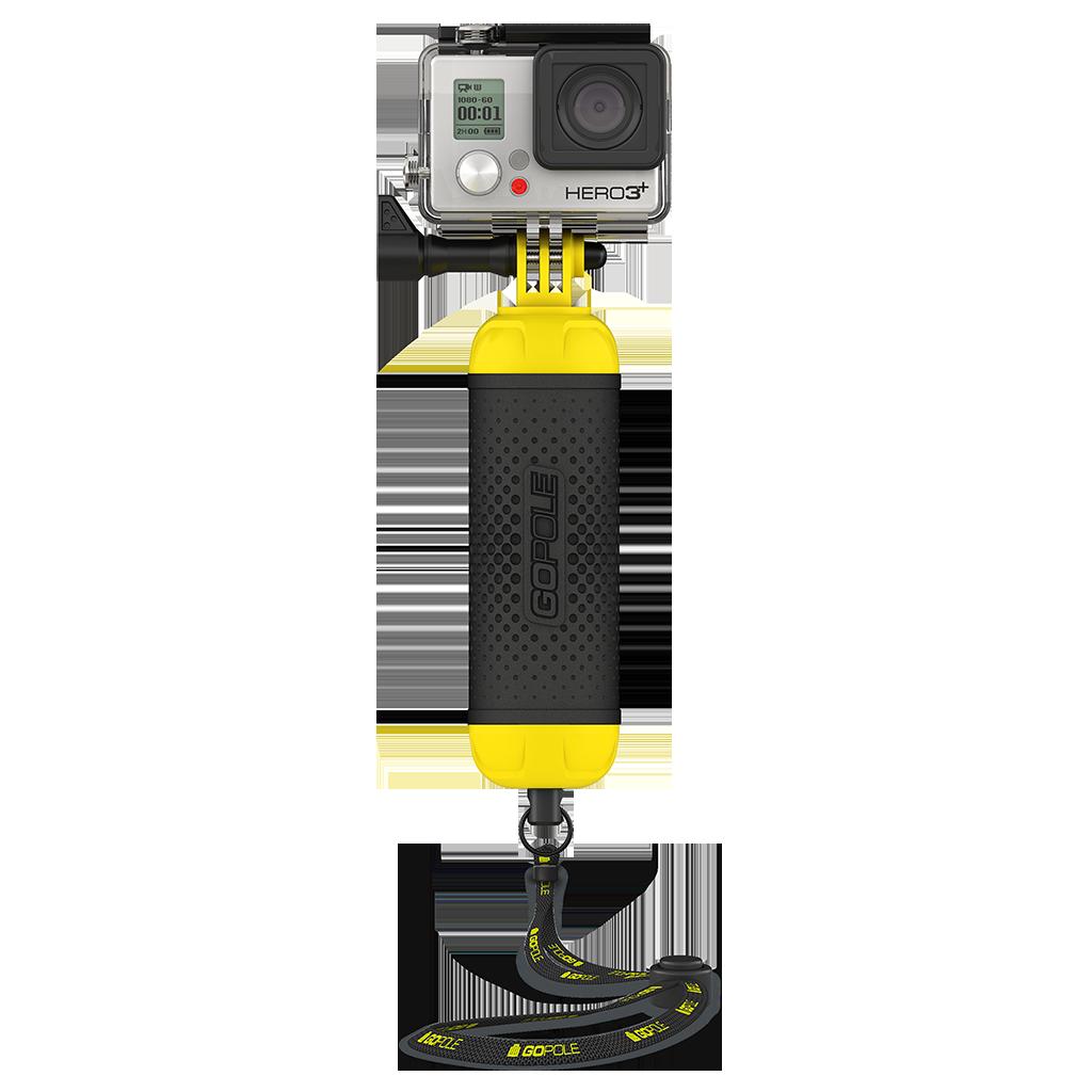 Bobber Floating Hand Grip For GoPro