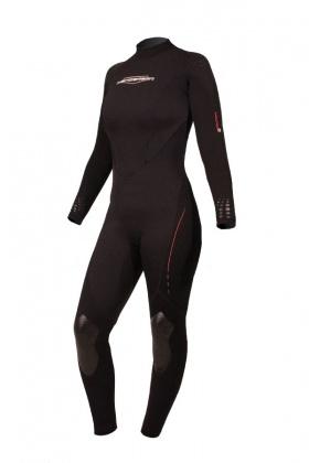 Henderson 1.5mm Women Microprene 2 Suit Black 6