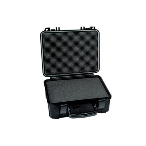 5000 Dry Box 9.875x8.125x4.875 Bk Foam