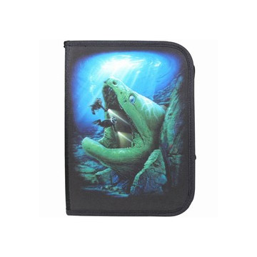 3 Ring Binder Log Book Eel Cave Insert