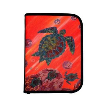 3 Ring Binder Log Book Rogest Turtle