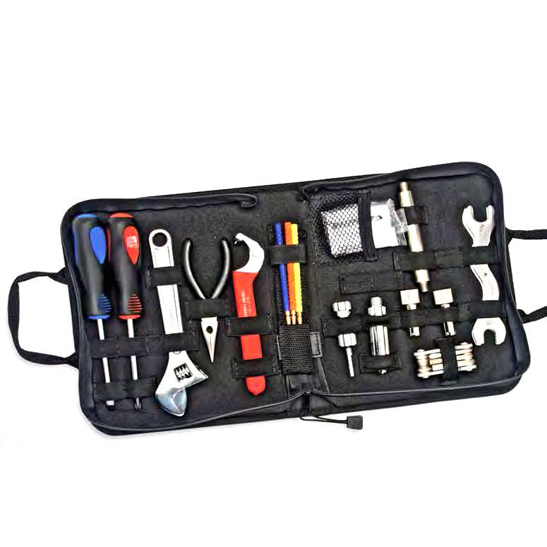 65 Piece Professional Diver Tool Kit