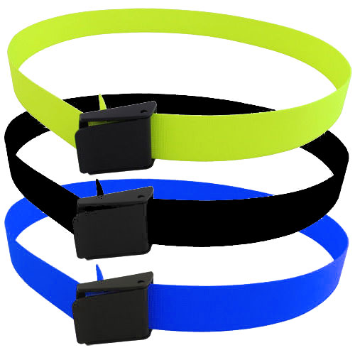 Weight Belt 60in Plastic Buckle Royal