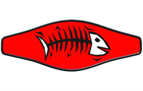 Adj Strap Bone Fish