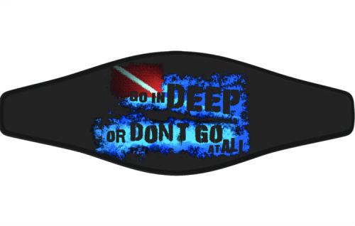 Adj Strap Deep Down Underwater