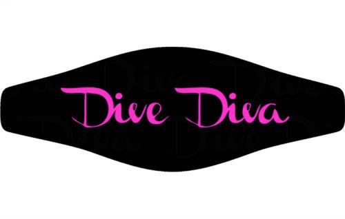 Adj Strap Dive Diva
