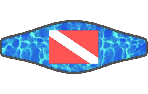 Adj Strap Dive Flag