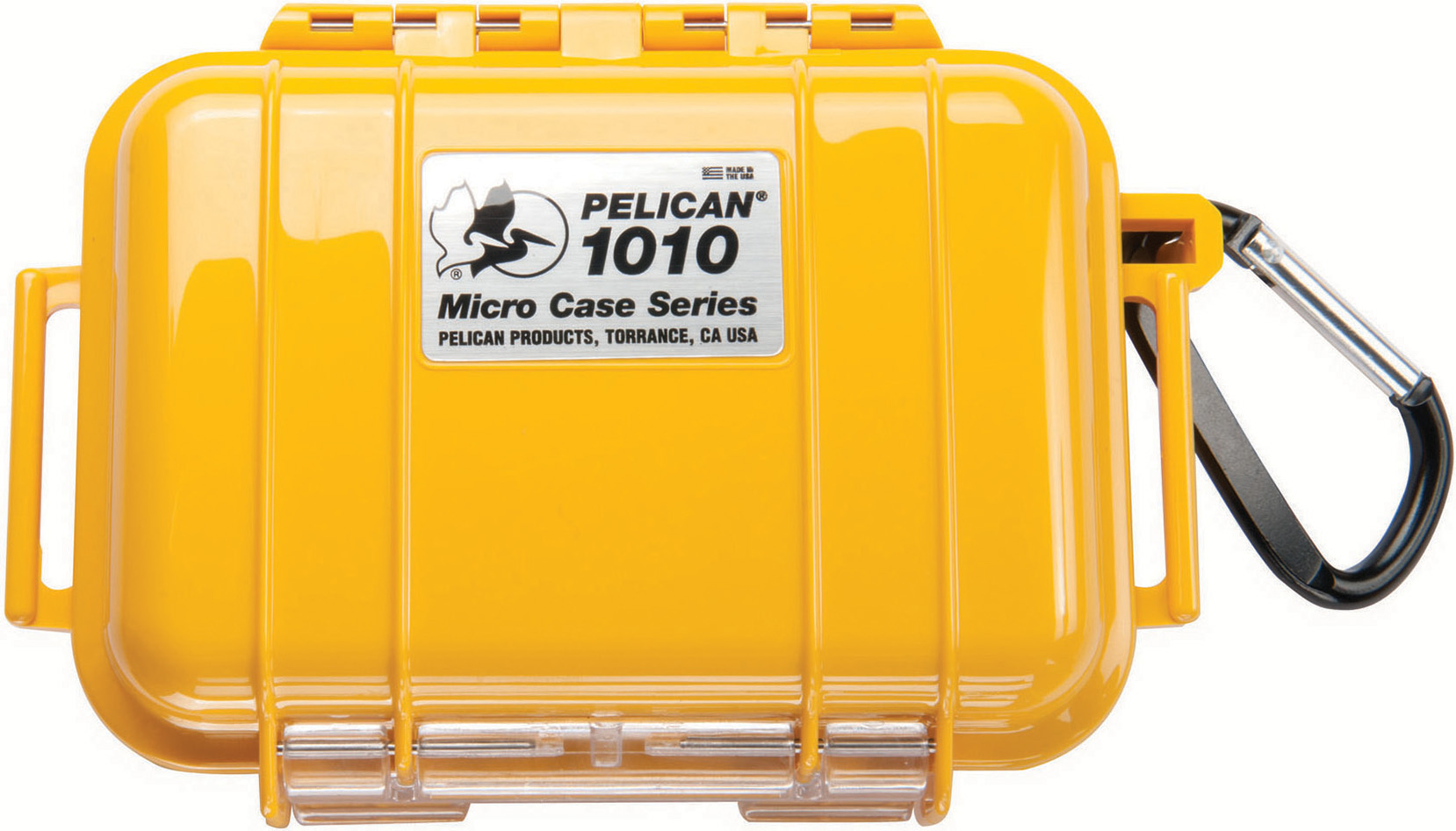 Pelican 1010 Micro Case Yellow