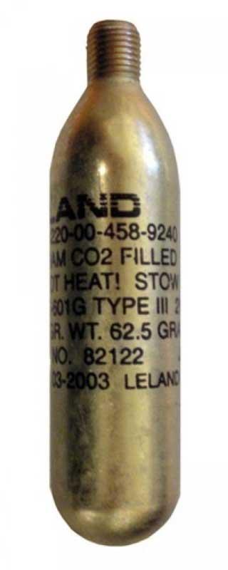 Trident 16 Gram CO2 Cartridge