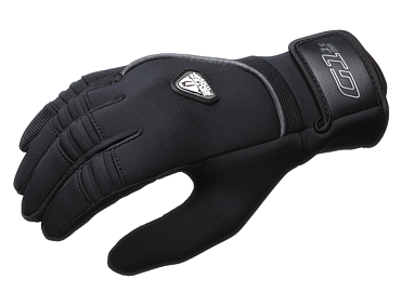 Waterproof 1.5 mm G1 5 Finger Glove 2XL
