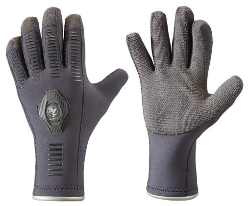 Akona 3.5mm Armor Tex Tip Glove LG AKNG136K