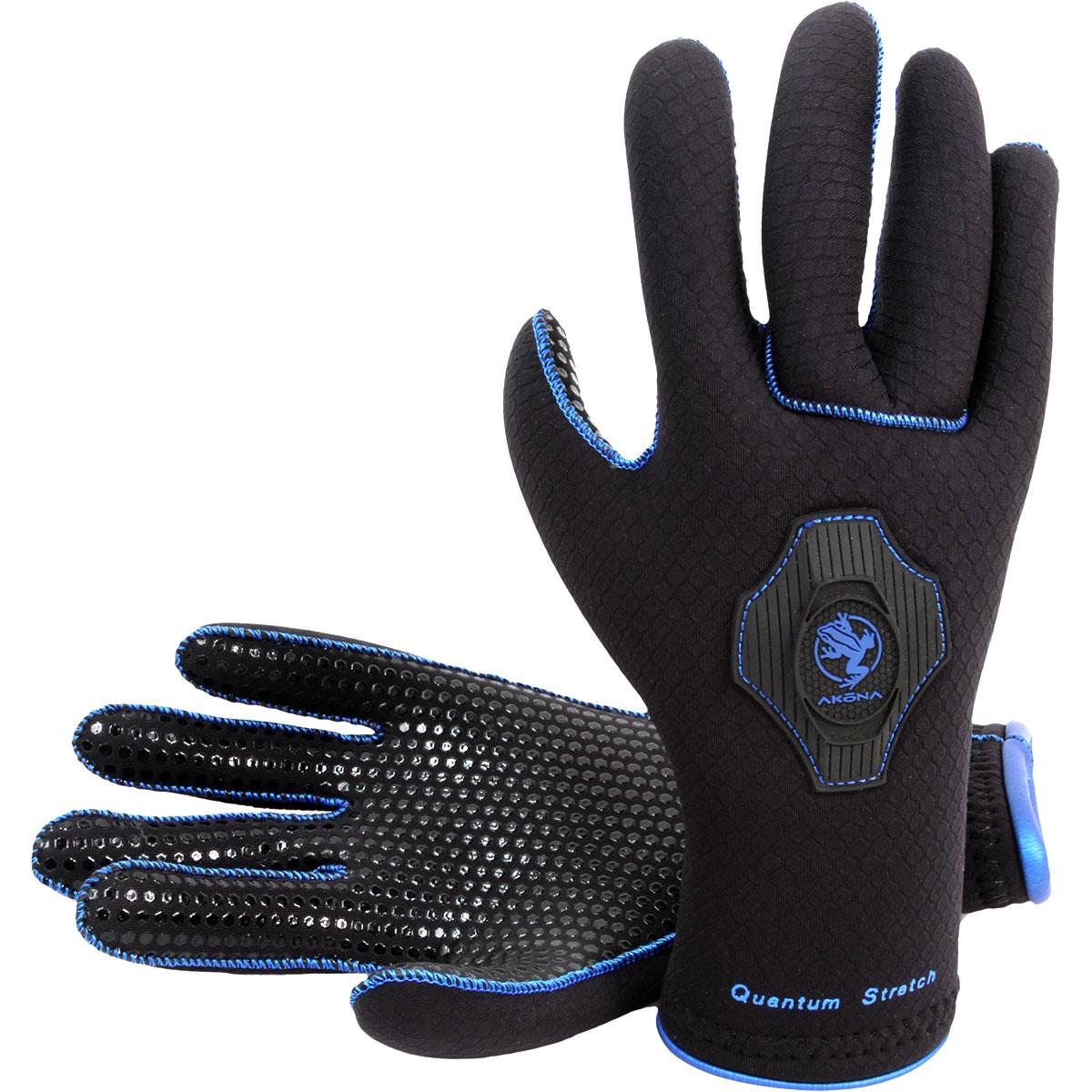 Akona 3.5mm Quantum Stretch Glove LG AKNG436