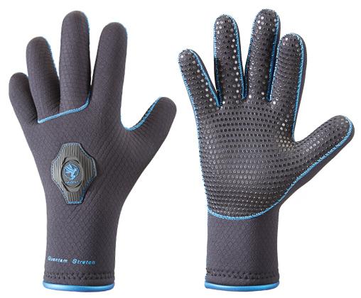 Akona 5mm Quantum Stretch Glove LG AKNG456