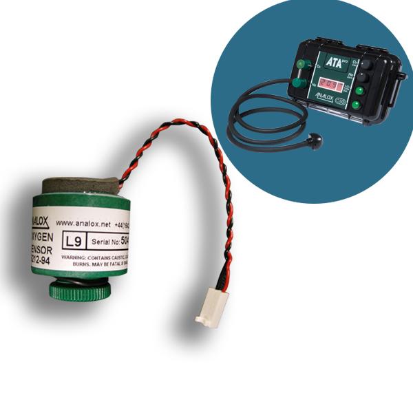 Analox Replacement Oxygen Sensor