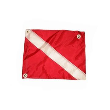 14x18in Nylon Dive Flag Stiffener