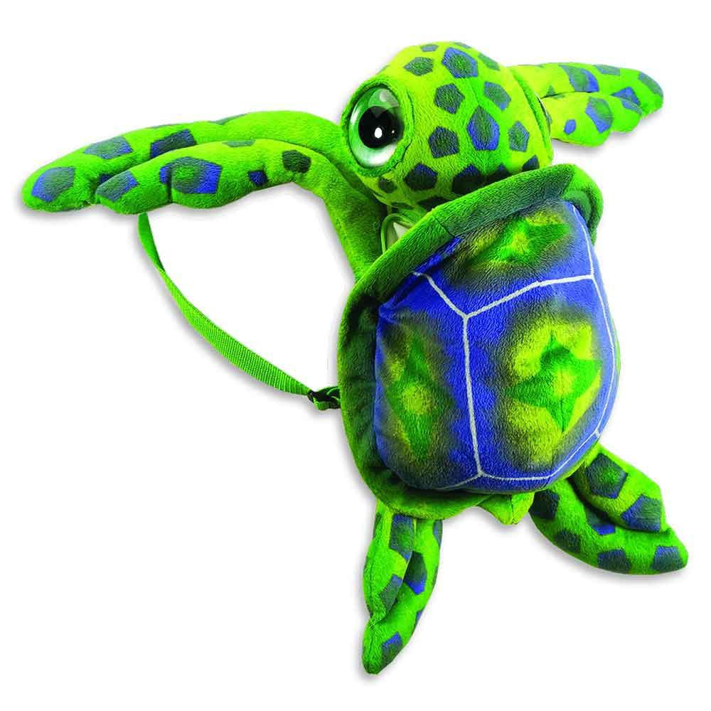 17in Big Eye Turtle Travel Buddy Backpack