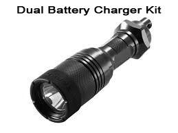 ScubaPro 2 Batteries & Charger Kit Nova 700R