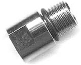 Trident 1/2 Male x 3/8 Female Adapter