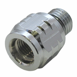 Trident 7/16 Male x 3/8 Female Adapter