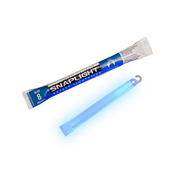 Trident 4in Cyalume Lightstick Blue